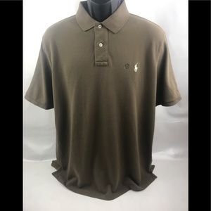 Ralph Lauren Polo Shirt Blue Label Sz L